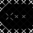 Stroke Brush Isolated Icon