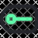 Stroke Line Illustration Icon