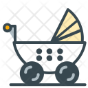 Stroller Crib Icon