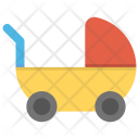 Carriage Cart Baby Icon