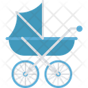 Stroller Baby Accessories Baby Shower Gift Icon