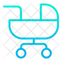 Baby Stroller Baby Stroller Icon