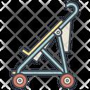 Stroller Cane Icon