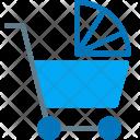 Stroller Carrige Newborn Icon
