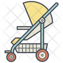 Stroller Carriage Pram Icon