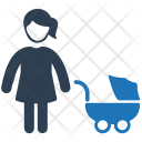 Baby Child Family Icon