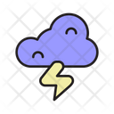 Strom Sky Weather Icon
