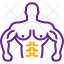 Strong Immunity Healthy Icon