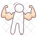 Strong Arms Icon