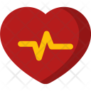 Strong Heart Icon