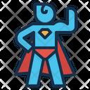 Strong Man Icon