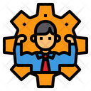 Strong Manager Icon