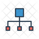 Structure Organization Group Icon