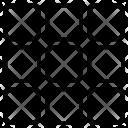 Structure Square Icon