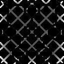 Structure Framework Frame Icon