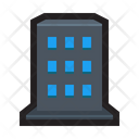 Structure Office Hirise Icon
