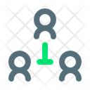 Structure Group Team Icon