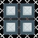 Structure Squares Control Icon