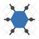 Structure Connect Network Icon