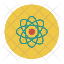 Structure Laboratory Atom Icon