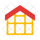 Structural Structure Home Icon
