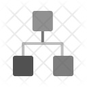 Hierarchy Structure Settings Icon