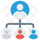 Network Connect Group Icon