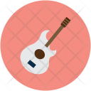 Strum Guitar String Icon