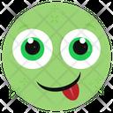 Stuck Out Tongue Tongue Out Emoji Emoji Icon