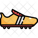 Stud Shoes Soccer Icon
