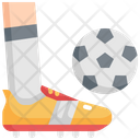 Stud Player Soccer Icon