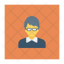 Student Boy Male Icon