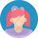 Student Female Student Girl Icon