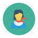 Student Lady Girl Icon