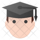 Student Graduate Graduation Icon