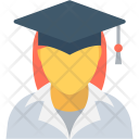 Student Learner Scholar Icon