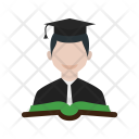 Student Male Avatar Icon