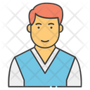 Student Pupil Learner Icon