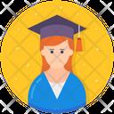 Student Graduate Pupil Icon