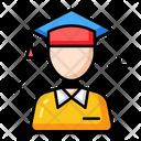 Student Education School Icon