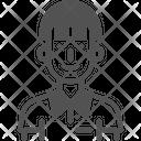 Student Boy Male Icon