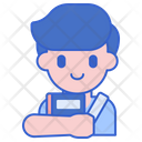 Student Avatar Learner Icon