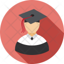 Student Mortarboard With Icon