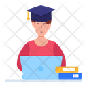 Pupil Student Learner Icon