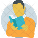 Student Pupil Reader Icon