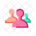 Group Student Team Icon