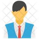 Learner Student Male Icon