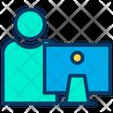 User Studing User Learning User Icon