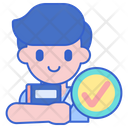 Student Admission Avatar New Addmission Icon