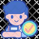 Student Admission Icon
